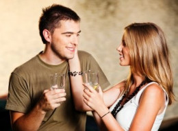 Observing another couple talk, interact and flirt will help you introspect on your own relationship.