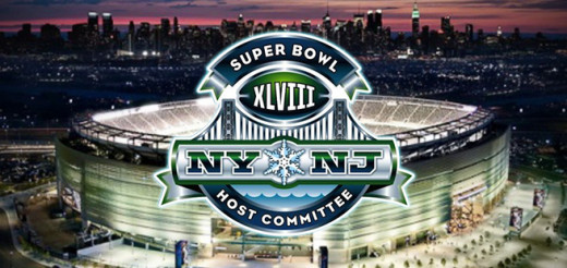 The next Super Bowl XLVIII 2014 is going to help in NY and NJ. Both states will combine host the Super Bowl event.