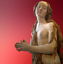 Mary Magdalene attributed to Gregor Erhart (Louvre)