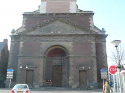 Sainte-Rictrude Church at Marchiennes
