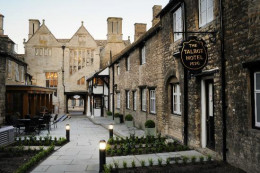 Talbot Hotel, Northamptonshire, England