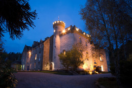 Tulloch Castle Hotel, Dingwall, Ross and Cromarty, Scotland