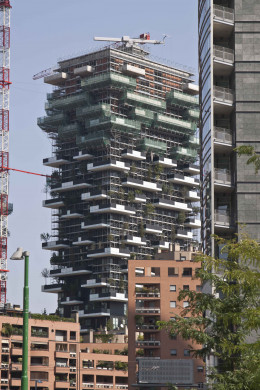 One of those Skyscrapers in Corso Como