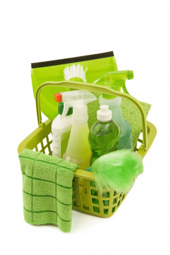 Home Management: A Cleaning Schedule