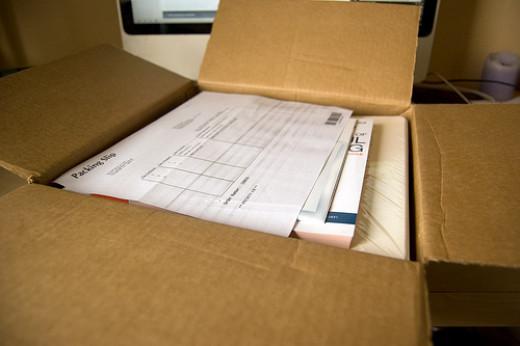 Packaging books for Ebay shipping