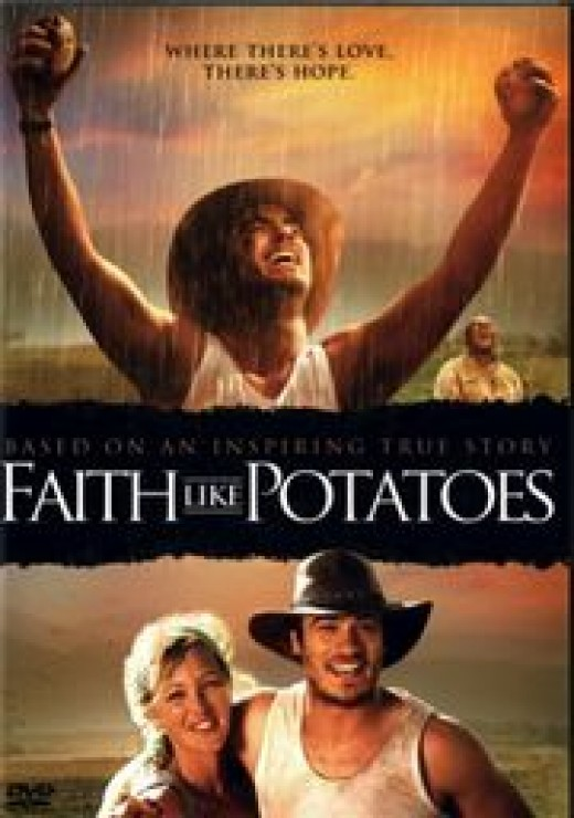 faith like potatoes theatrical poster