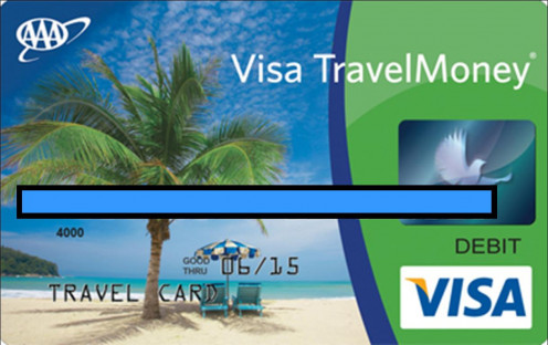 Protect your vacation money with a traveler's debit card.