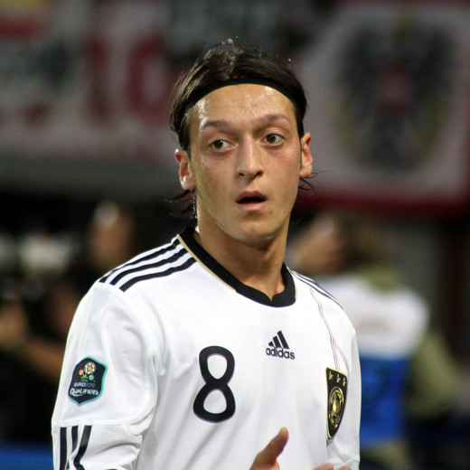 Mesut Özil - Germany