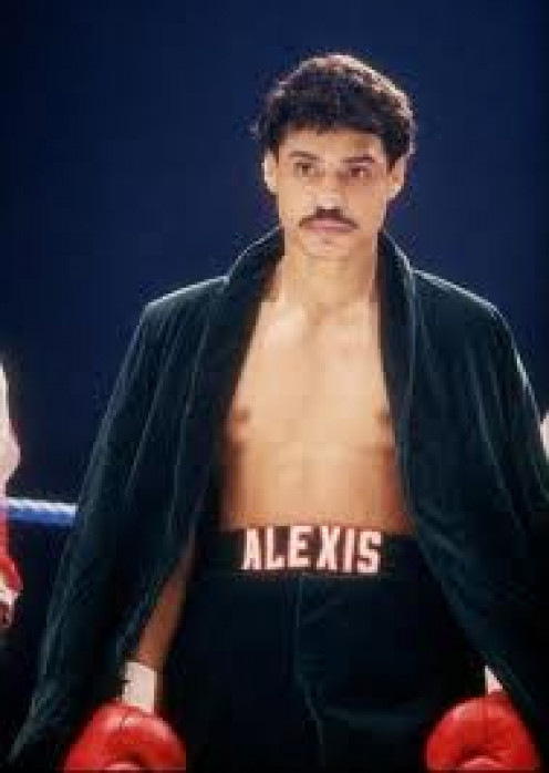 Alexis Arguello laid many opponents flat with his long right hand that he launched like a missile with deadly accuracy.