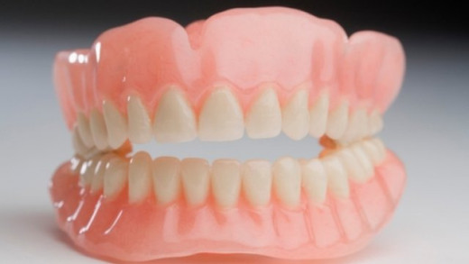 Artificial teeth set is cheaper in developing countries like India and Brazil
