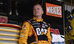 Jeff Burton's last ride