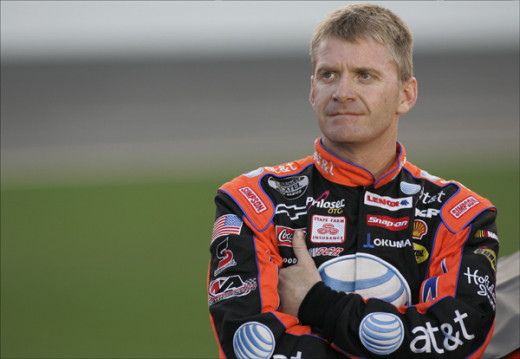 Burton never found the same level of success after sponsor AT&T was forced out