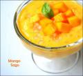 Recipe: How to make Mango Sago Dessert
