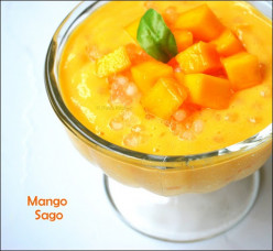 Recipe: How to make Mango Sago Dessert