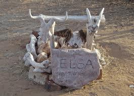 Elsa's Final Resting Place