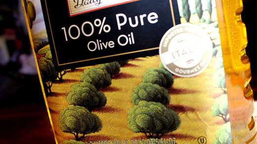 Olive oil is an excellent example of monounsaturated fat.