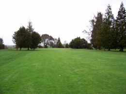 Select targets on the fairway and seldom will you be faced with obstacles.