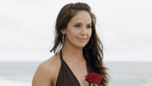 Jenni on The Bachelor