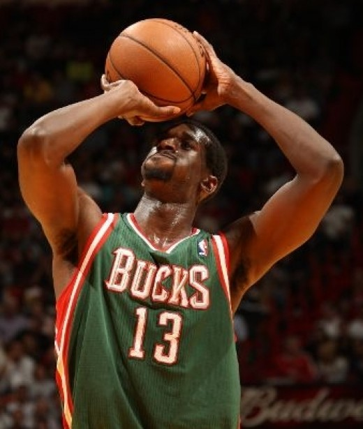 Ekpe Udoh, PF, Milwaukee Bucks