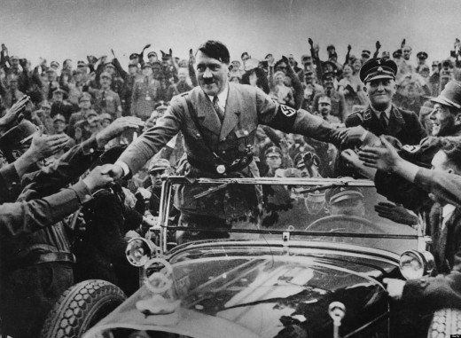 Adolph was, early on, a popular fellow.