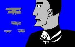 World War One German Ace Herman Goring.