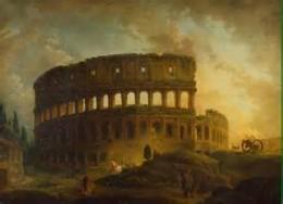 The destruction of Rome