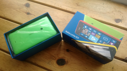 Box & Phone