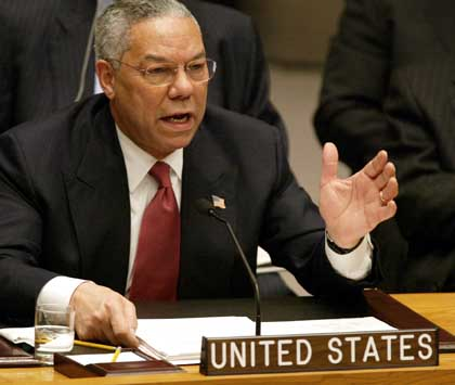 Colin Powell didn't mind making people angry if he did the right thing