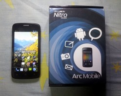 Arc Mobile Nitro 450QD Review