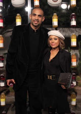 Grant and Tamia Hill, VitaminWater