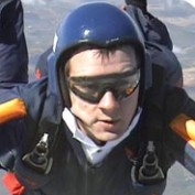 skydiver profile image