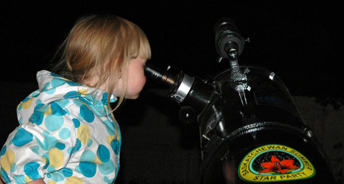 The Littlest Astronomer