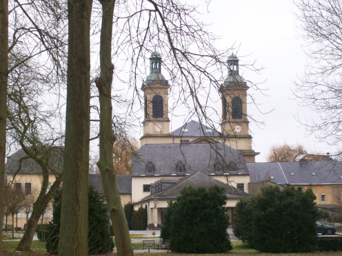 Mersch's main church building