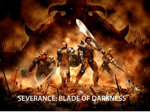 """Blade of Darkness"": a game similar to Dark Souls"