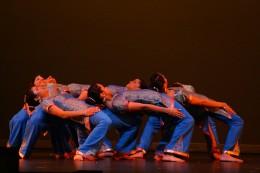 Modern Indian Dance