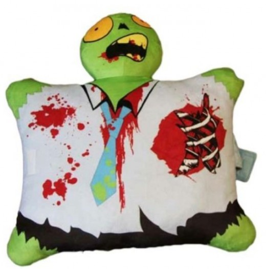 """Giving """"Decorative Pillow"""" New Meaning..."""