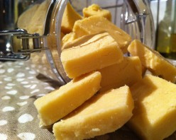 White Chocolate Fudge Recipe