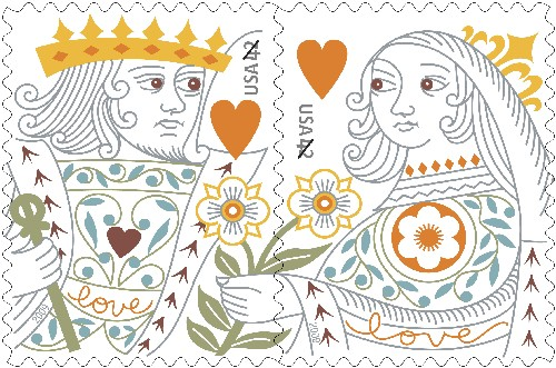 2009 Love Commemorative