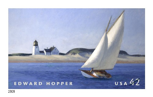 Edward Hopper Commemorative