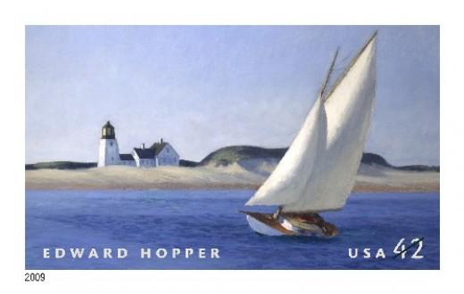 Edward Hopper Commemorative