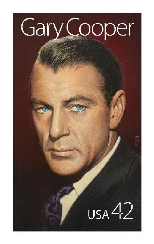 Gary Cooper Commemorative