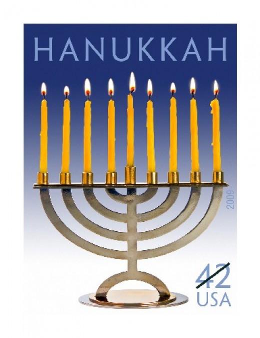 Hanukkah Commemorative