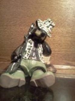 GI Joe bear!