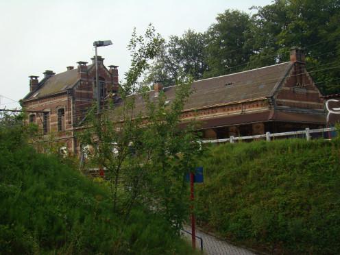 Groenendaal (Hoeilaart) train station