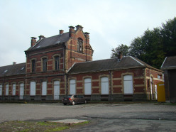 Groenendaal (Hoeilaart) train station