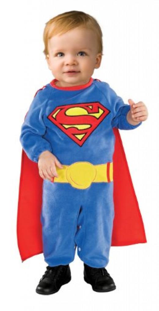 Infant Superman