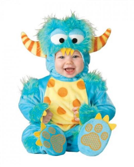 Uni-sex Infant Costume