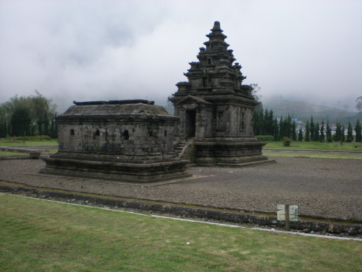 Arjuna temple.