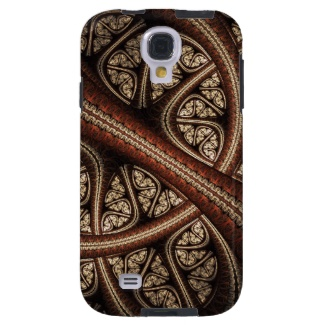 One of the many fractal phone cases on Zazzle, this one is for the Galaxy S4 phone.