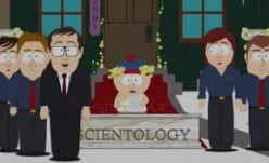 Scientology And South Park
